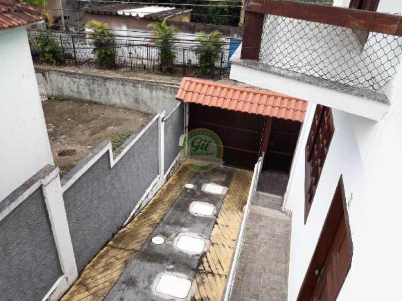 14 - Casa em Condominio Tanque,Rio de Janeiro,RJ À Venda,2 Quartos,58m² - CS2262 - 18