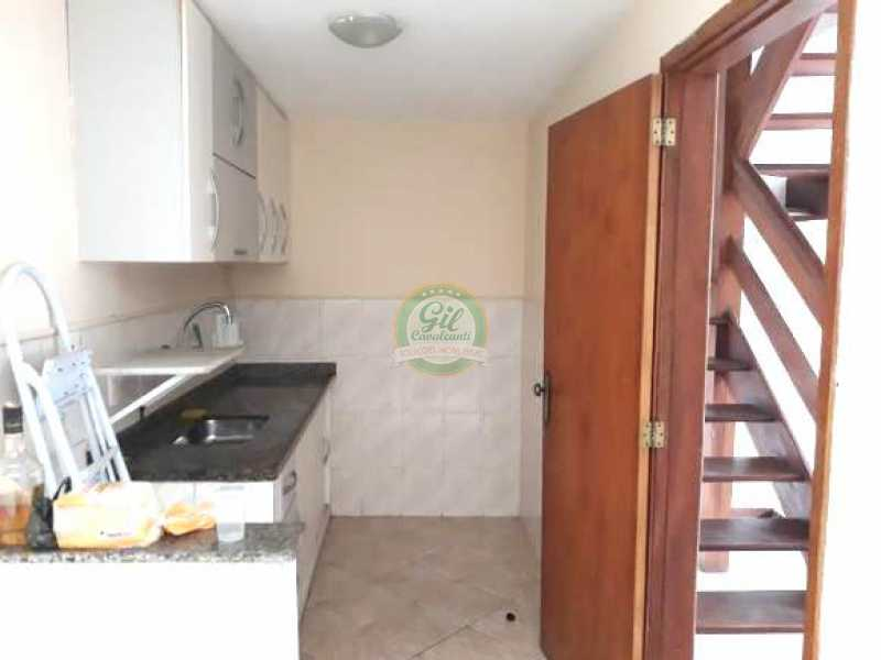 21 - Casa em Condominio Tanque,Rio de Janeiro,RJ À Venda,2 Quartos,58m² - CS2262 - 10