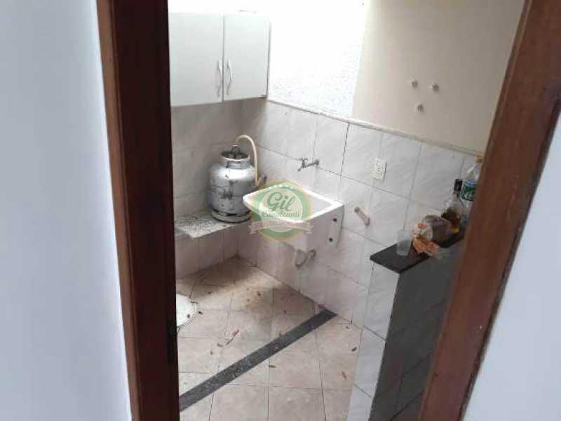 22 - Casa em Condominio Tanque,Rio de Janeiro,RJ À Venda,2 Quartos,58m² - CS2262 - 11