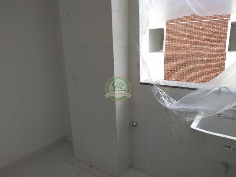 30 - Apartamento 3 quartos à venda Jardim Sulacap, Rio de Janeiro - R$ 345.000 - AP1813 - 19