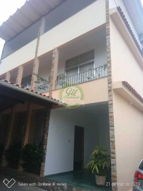 cas1 - Casa 3 quartos à venda Curicica, Rio de Janeiro - R$ 680.000 - CS2279 - 1