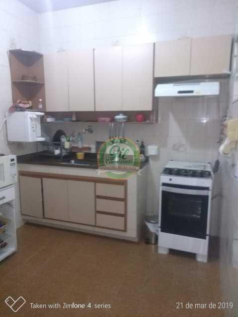 cozinha - Casa 3 quartos à venda Curicica, Rio de Janeiro - R$ 680.000 - CS2279 - 4