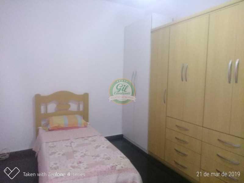 quarro1 - Casa 3 quartos à venda Curicica, Rio de Janeiro - R$ 680.000 - CS2279 - 7