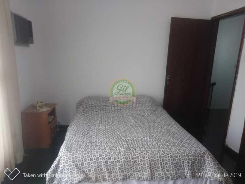22 - Casa 3 quartos à venda Curicica, Rio de Janeiro - R$ 680.000 - CS2279 - 9
