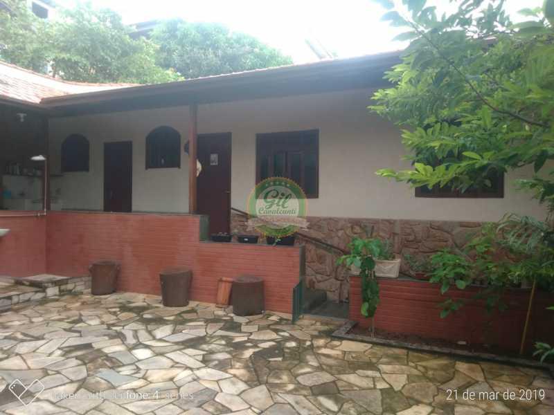 entrada45 - Casa 3 quartos à venda Curicica, Rio de Janeiro - R$ 680.000 - CS2279 - 11