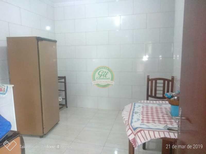 52 - Casa 3 quartos à venda Curicica, Rio de Janeiro - R$ 680.000 - CS2279 - 13
