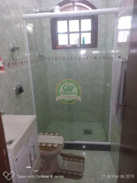 25 - Casa 3 quartos à venda Curicica, Rio de Janeiro - R$ 680.000 - CS2279 - 15
