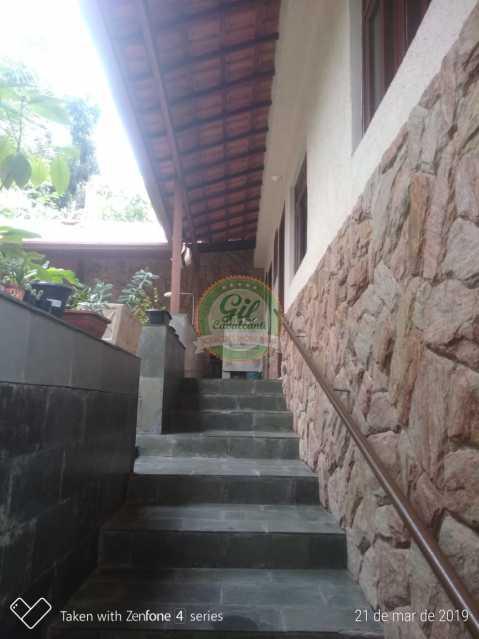 44 - Casa 3 quartos à venda Curicica, Rio de Janeiro - R$ 680.000 - CS2279 - 16