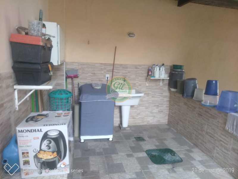 31 - Casa 3 quartos à venda Curicica, Rio de Janeiro - R$ 680.000 - CS2279 - 18