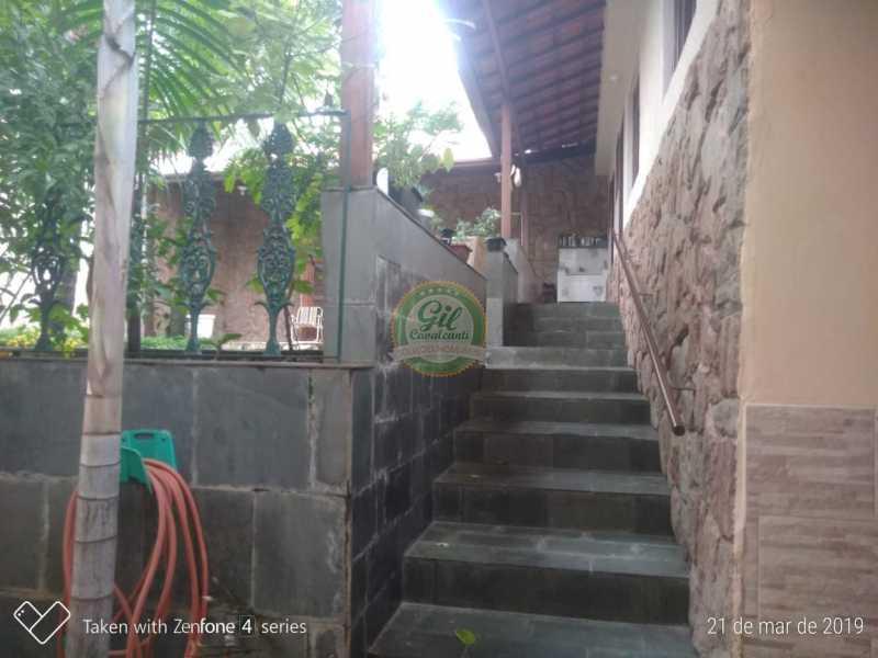 escada10 - Casa 3 quartos à venda Curicica, Rio de Janeiro - R$ 680.000 - CS2279 - 19