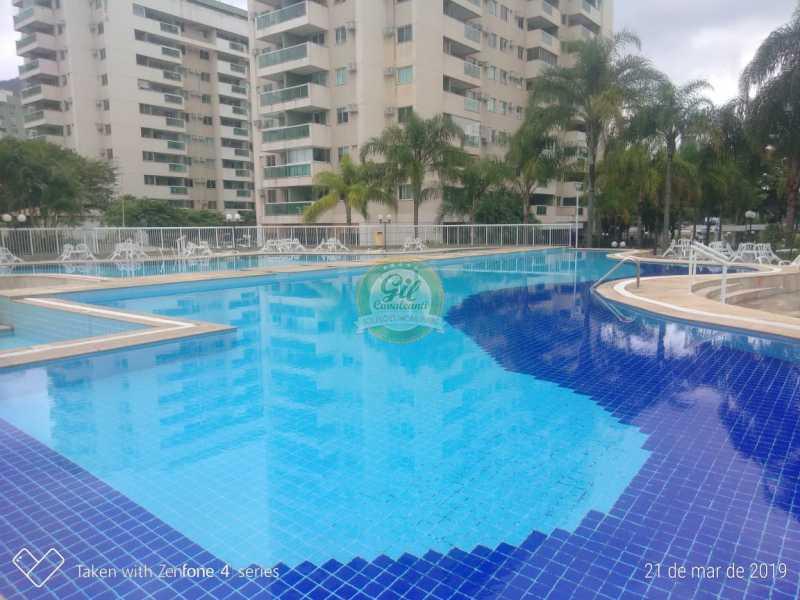 3 - Apartamento 3 quartos à venda Camorim, Rio de Janeiro - R$ 370.000 - AP1815 - 1