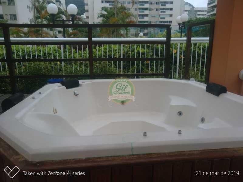 10 - Apartamento 3 quartos à venda Camorim, Rio de Janeiro - R$ 370.000 - AP1815 - 4