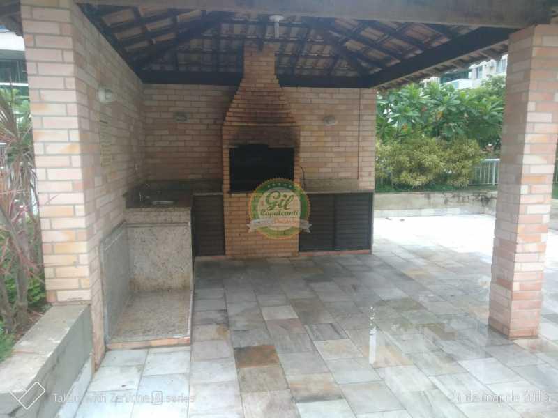 12 - Apartamento 3 quartos à venda Camorim, Rio de Janeiro - R$ 370.000 - AP1815 - 6