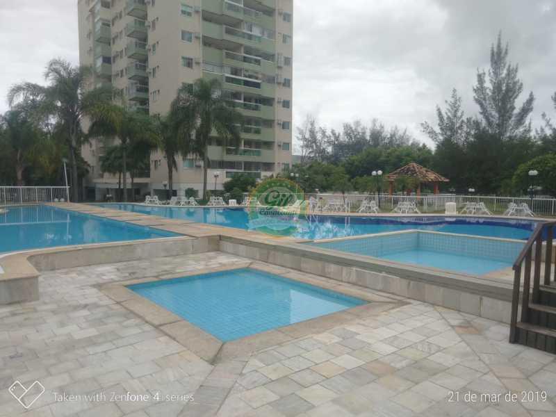 111 - Apartamento 3 quartos à venda Camorim, Rio de Janeiro - R$ 370.000 - AP1815 - 21