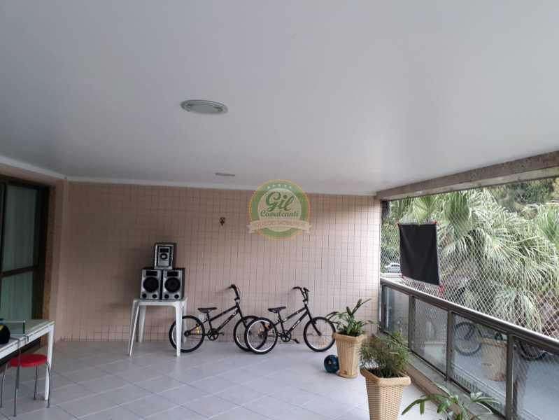 8 - Apartamento 4 quartos à venda Recreio dos Bandeirantes, Rio de Janeiro - R$ 905.000 - AP1823 - 9