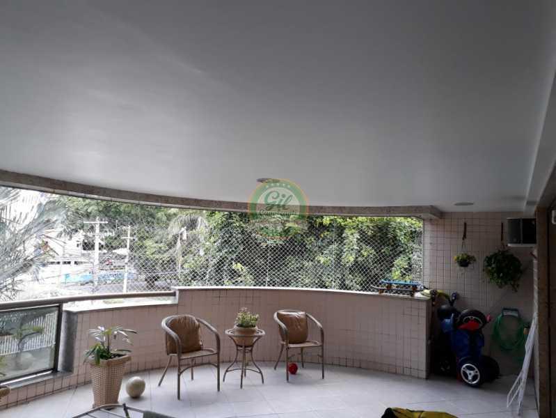 11 - Apartamento 4 quartos à venda Recreio dos Bandeirantes, Rio de Janeiro - R$ 905.000 - AP1823 - 12