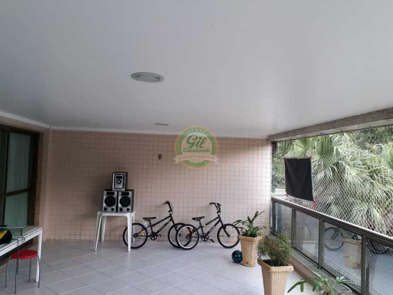 14 - Apartamento 4 quartos à venda Recreio dos Bandeirantes, Rio de Janeiro - R$ 905.000 - AP1823 - 15