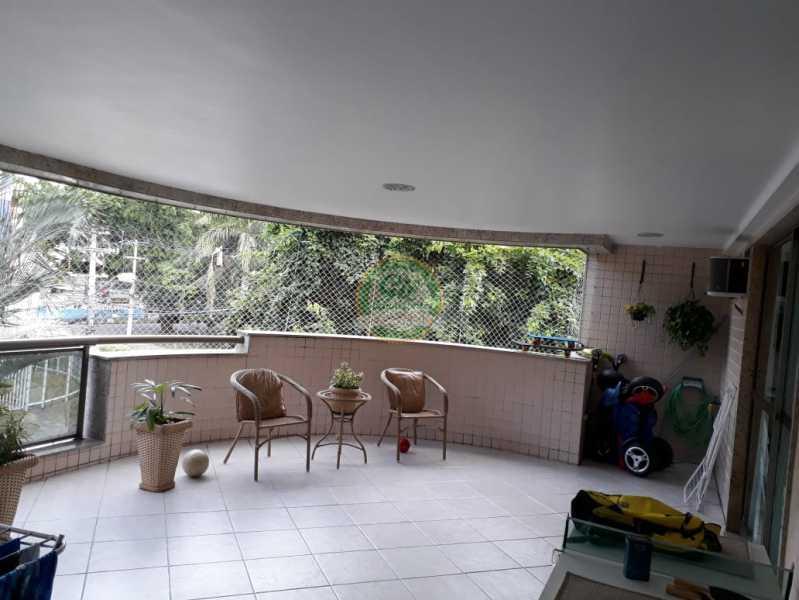 20 - Apartamento 4 quartos à venda Recreio dos Bandeirantes, Rio de Janeiro - R$ 905.000 - AP1823 - 21