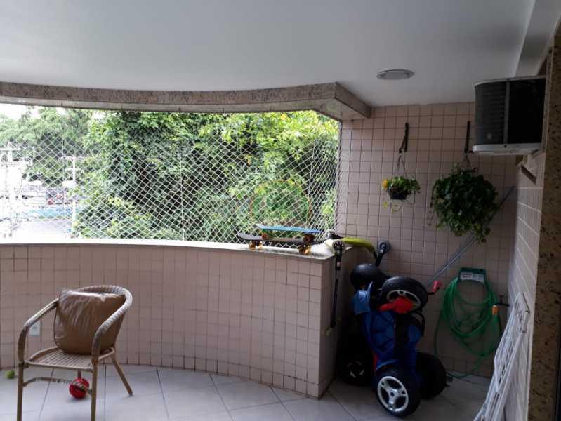 23 - Apartamento 4 quartos à venda Recreio dos Bandeirantes, Rio de Janeiro - R$ 905.000 - AP1823 - 24