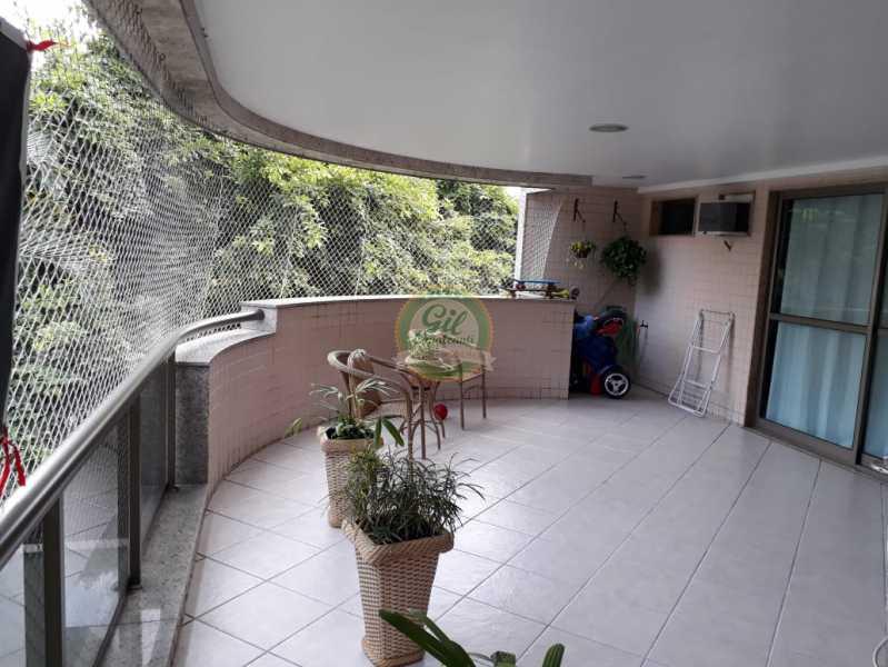 28 - Apartamento 4 quartos à venda Recreio dos Bandeirantes, Rio de Janeiro - R$ 905.000 - AP1823 - 29