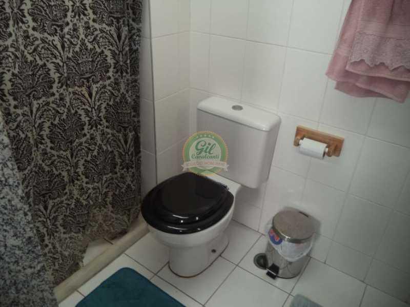 2 - Cobertura 4 quartos à venda Curicica, Rio de Janeiro - R$ 500.000 - CB0204 - 4