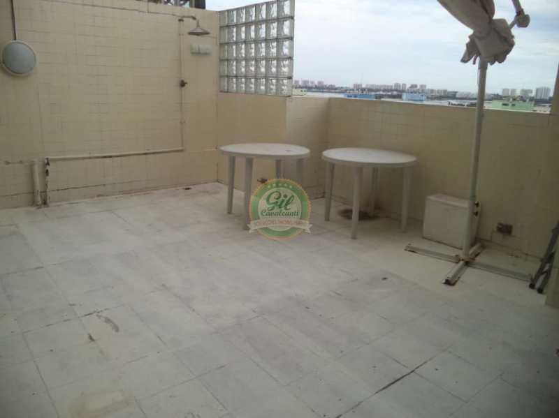 4 - Cobertura 4 quartos à venda Curicica, Rio de Janeiro - R$ 500.000 - CB0204 - 6