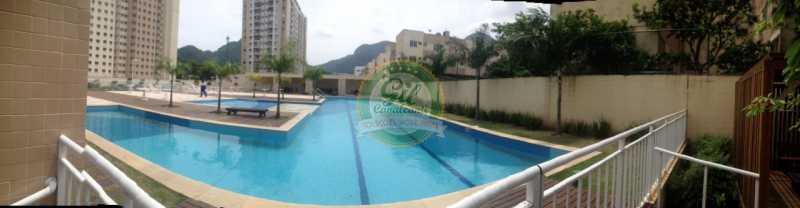 14 - Cobertura 4 quartos à venda Curicica, Rio de Janeiro - R$ 500.000 - CB0204 - 26