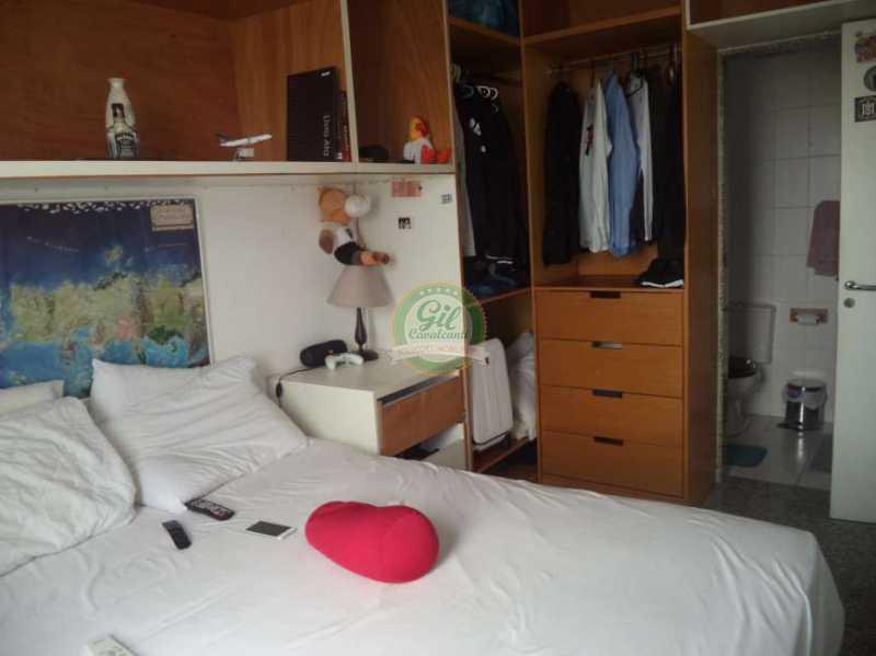 18 - Cobertura 4 quartos à venda Curicica, Rio de Janeiro - R$ 500.000 - CB0204 - 14