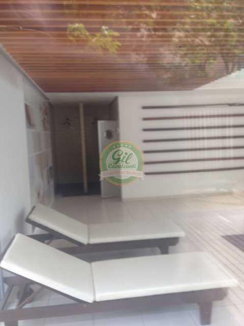 25 - Cobertura 4 quartos à venda Curicica, Rio de Janeiro - R$ 500.000 - CB0204 - 21