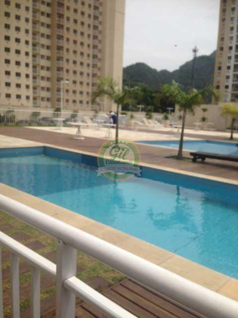 28 - Cobertura 4 quartos à venda Curicica, Rio de Janeiro - R$ 500.000 - CB0204 - 24
