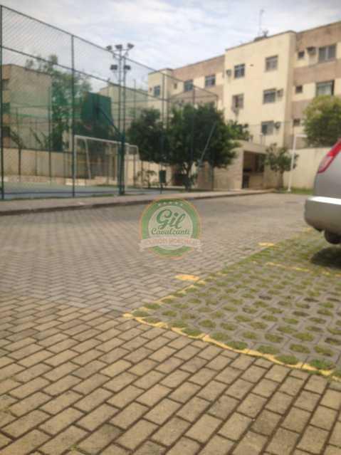 29 - Cobertura 4 quartos à venda Curicica, Rio de Janeiro - R$ 500.000 - CB0204 - 1