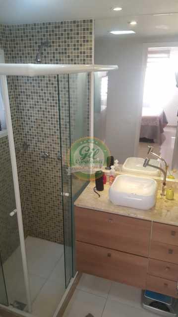 7 - Cobertura 2 quartos à venda Taquara, Rio de Janeiro - R$ 550.000 - CB0205 - 17