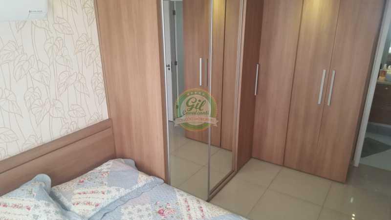 9 - Cobertura 2 quartos à venda Taquara, Rio de Janeiro - R$ 550.000 - CB0205 - 19