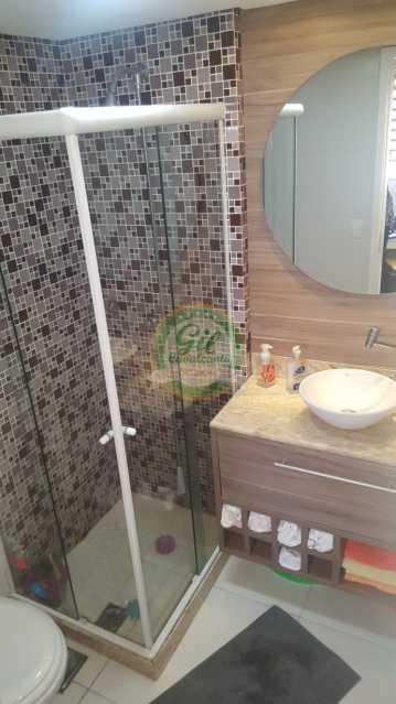 10 - Cobertura 2 quartos à venda Taquara, Rio de Janeiro - R$ 550.000 - CB0205 - 21