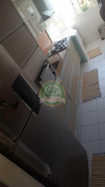 14 - Cobertura 2 quartos à venda Taquara, Rio de Janeiro - R$ 550.000 - CB0205 - 24