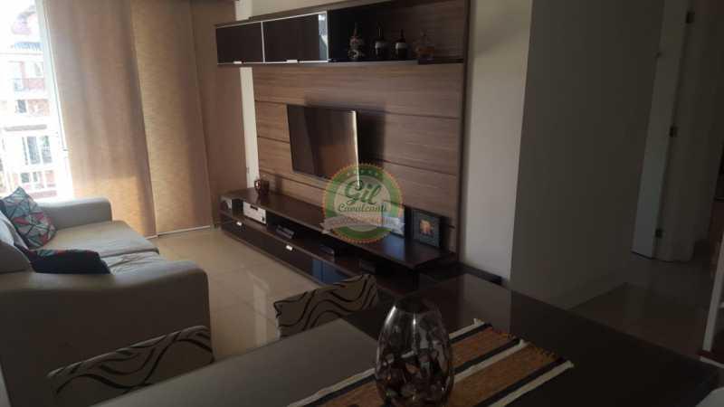16 - Cobertura 2 quartos à venda Taquara, Rio de Janeiro - R$ 550.000 - CB0205 - 12
