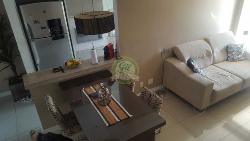 20 - Cobertura 2 quartos à venda Taquara, Rio de Janeiro - R$ 550.000 - CB0205 - 26