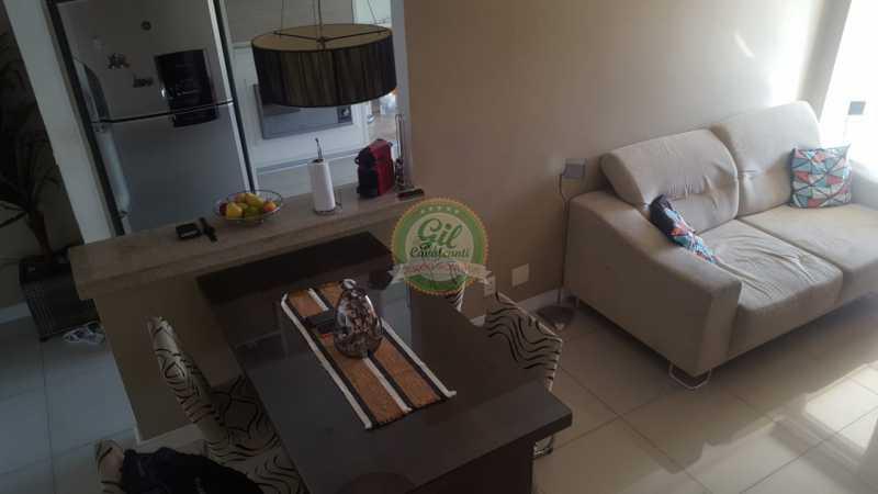 21 - Cobertura 2 quartos à venda Taquara, Rio de Janeiro - R$ 550.000 - CB0205 - 13