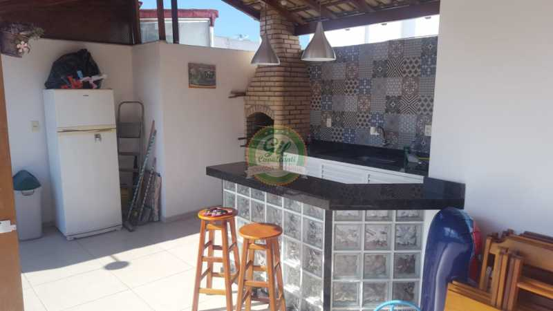 26 - Cobertura 2 quartos à venda Taquara, Rio de Janeiro - R$ 550.000 - CB0205 - 31