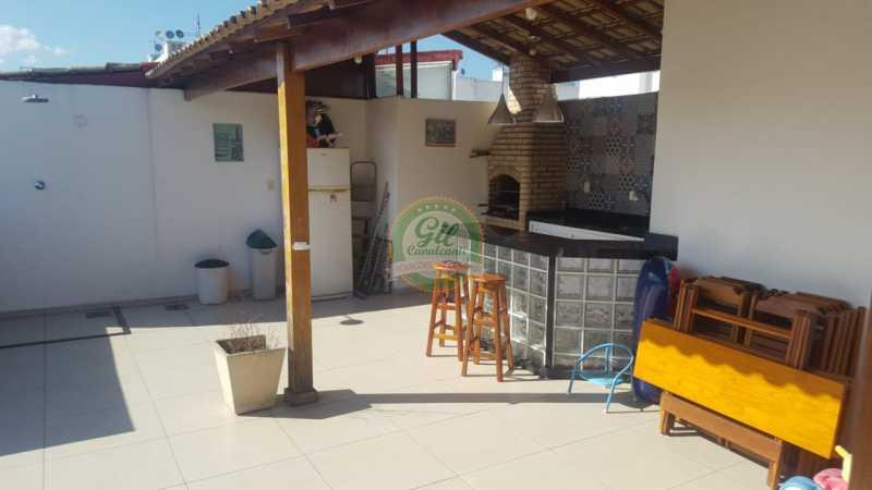 29 - Cobertura 2 quartos à venda Taquara, Rio de Janeiro - R$ 550.000 - CB0205 - 30