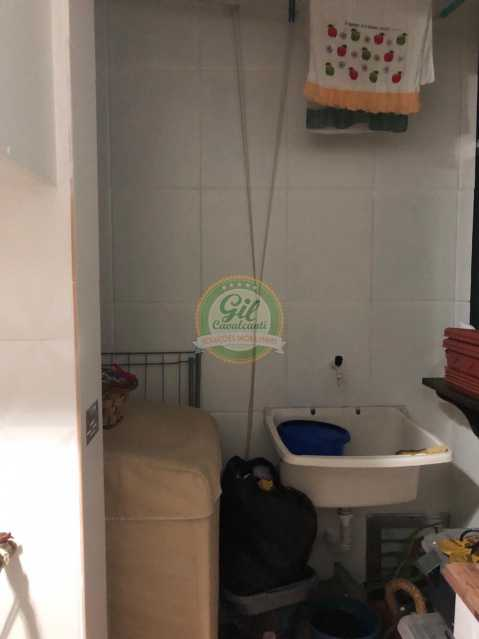 1 - Apartamento Jardim Sulacap, Rio de Janeiro, RJ À Venda, 2 Quartos - AP1835 - 20
