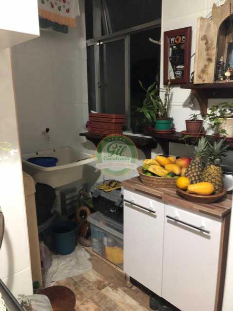2 - Apartamento Jardim Sulacap, Rio de Janeiro, RJ À Venda, 2 Quartos - AP1835 - 6