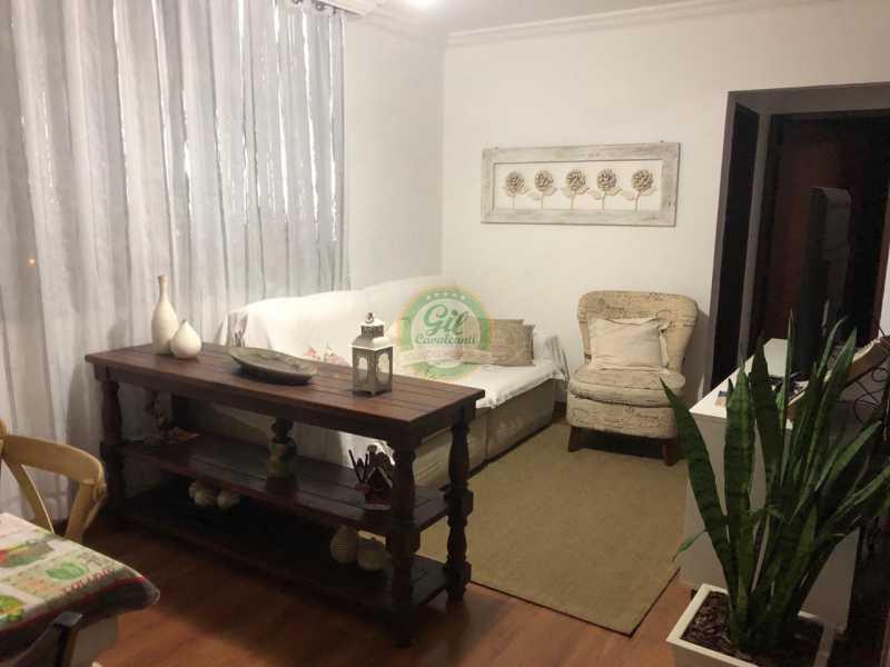 18 - Apartamento Jardim Sulacap, Rio de Janeiro, RJ À Venda, 2 Quartos - AP1835 - 1