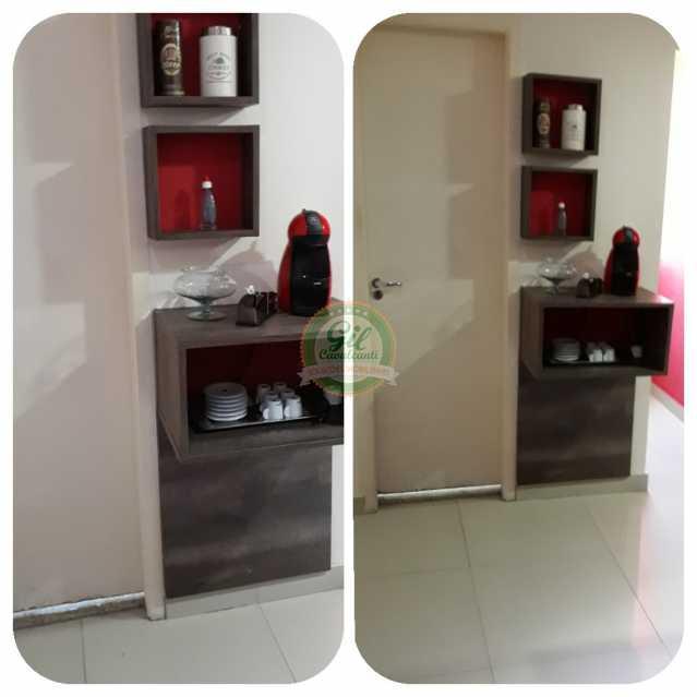 1 - Sala Comercial à venda Pechincha, Rio de Janeiro - R$ 170.000 - CM0110 - 4