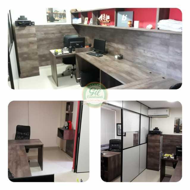 2 - Sala Comercial à venda Pechincha, Rio de Janeiro - R$ 170.000 - CM0110 - 5