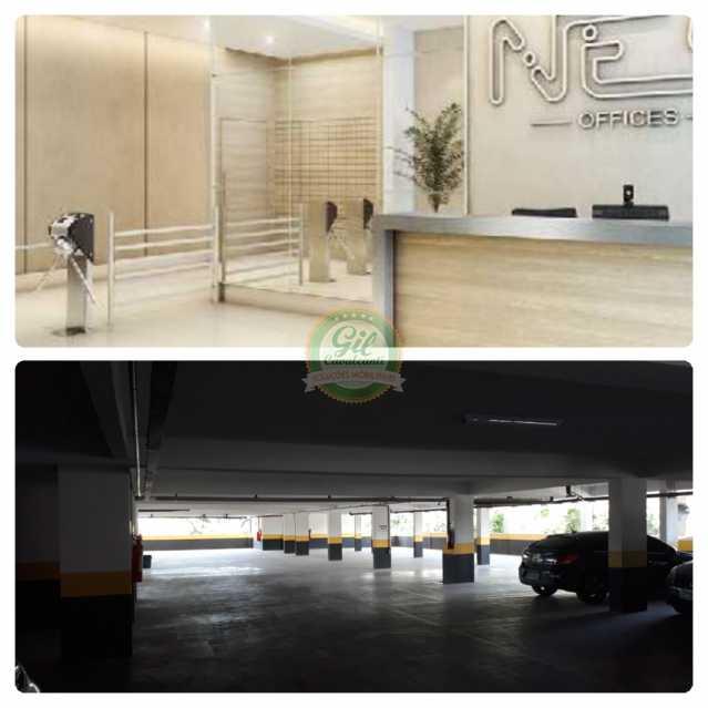3 - Sala Comercial à venda Pechincha, Rio de Janeiro - R$ 170.000 - CM0110 - 3