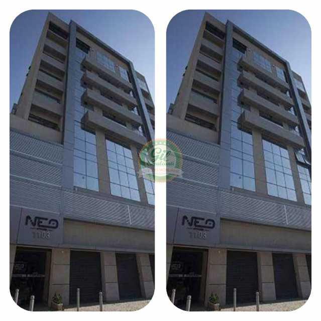 5 - Sala Comercial à venda Pechincha, Rio de Janeiro - R$ 170.000 - CM0110 - 1
