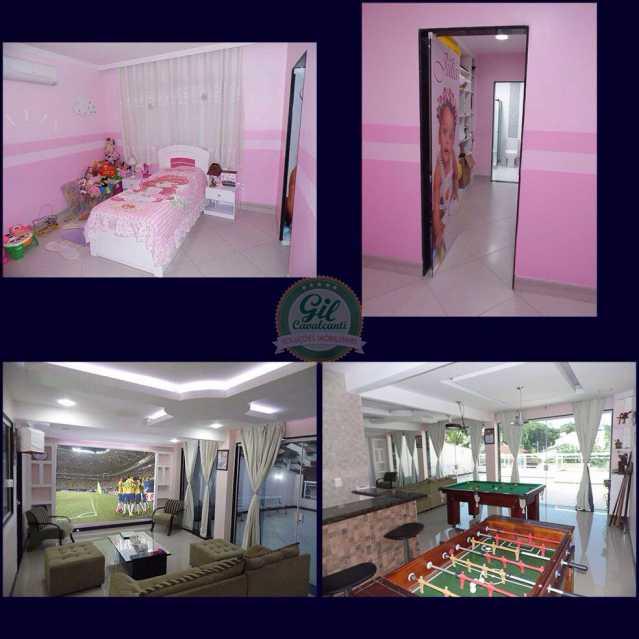 2 - Casa em Condomínio 4 quartos à venda Vila Valqueire, Rio de Janeiro - R$ 1.450.000 - CS2294 - 3