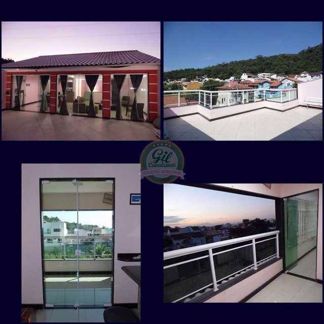 3 - Casa em Condomínio 4 quartos à venda Vila Valqueire, Rio de Janeiro - R$ 1.450.000 - CS2294 - 4
