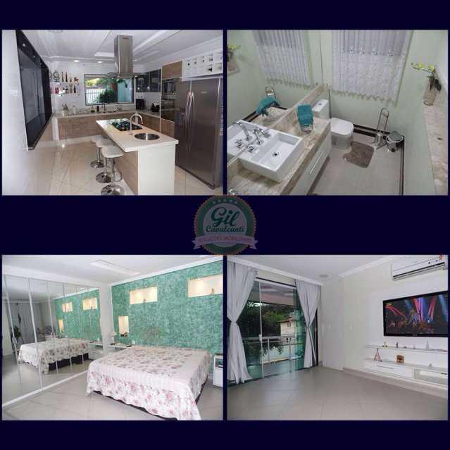 4 - Casa em Condomínio 4 quartos à venda Vila Valqueire, Rio de Janeiro - R$ 1.450.000 - CS2294 - 5
